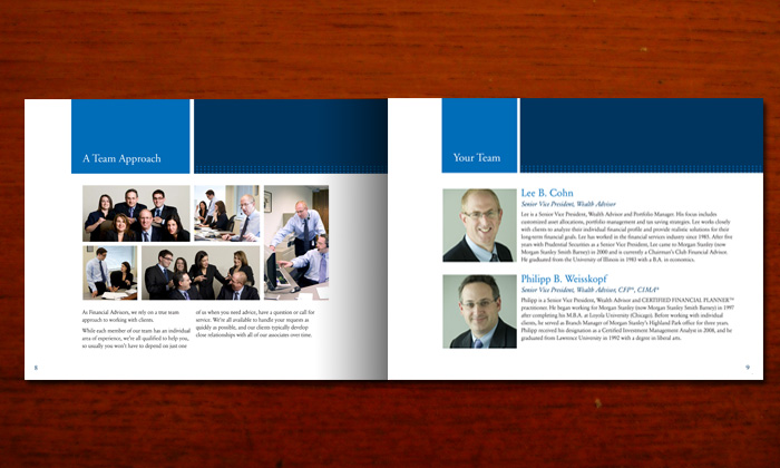 Cohn Weisskopf Group Brochure