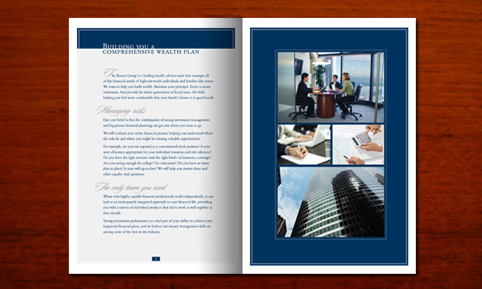 The Roeser Group Brochure